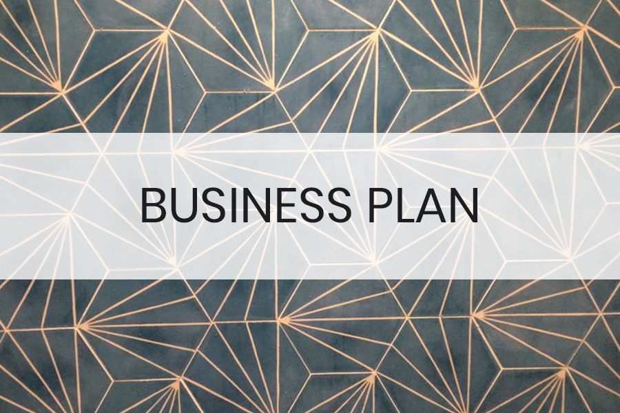 RÉDACTION DU BUSINESS PLAN – PARTIE 1